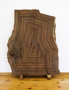 Jason Middlebrook Uses Recycled Wood To Produce Striking Geometric Paintings And Sculpture (Beautiful/Decay Cult of the Creative Arts) Abstract Sculpture, Wood Sculpture, Geometric Painting, Recycled Wood, Art Portfolio, Looks Cool, Painting On Wood, Wood Paintings, Contemporary Artists