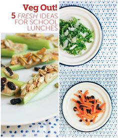 Veg Out! 5 Fresh Ideas for Healthy School Lunches