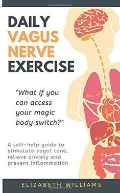 Vagus Nerve Stimulator, Chronic Stress, Natural Health Remedies, Herbal Remedies, Natural Medicine, Cold Medicine, Autoimmune, Fibromyalgia, Self Help