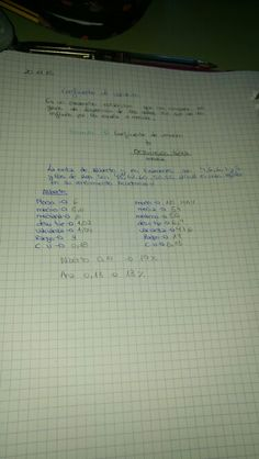 Día11: Hoy en clase el profe nos ha explicado lo que es el coeficiente de variacion. Que fácil!
