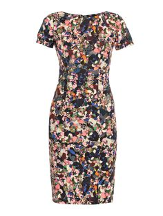 Erdem, Joyce Dartry park-print dress