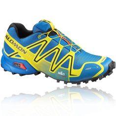 SALOMON SPEEDCROSS 3 CS TRAIL RUNNING SHOES mountain running shoe