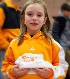 """I """"Heart"""" the Tennessee Vols! We know just how you feel. Write it on the Rock."""