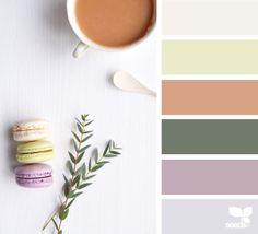 9 Beautiful Bathroom Color Schemes For Spring 2016: Piece of Candy