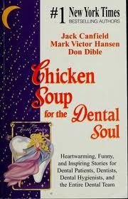 I used to love reading these books! Didn't know they had a dental one :)