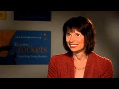 Margaret Peterson Haddix - YouTube:  The kids and I are huge fans.