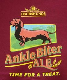 The III Dachshunds Beer Company is located in Milwaukee, Wisconsin and was founded by two dachshund fanatics. They specialize in small batches of specialty beer.