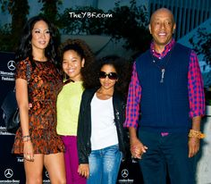 ALL GROWN UP: Aoki & Ming Lee Simmons Tap Into Their MODEL GENES (With Kimora & Russell) For NY Fashion Week!