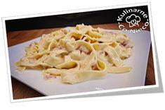"Kulinarne ,,Co Nieco"" - blog kulinarny: Spaghetti Carbonara Spaghetti, Noodle"