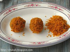 Masala Goli It can be used in any savory dishes like sabzi, curry, dal  1 cup fresh or dry coconut, scraped 1 tsp oil 2 tsp red chili powder or 5-6 dried red chilies 1 tsp Saumf 7 to 8 big garlic pods salt to taste 1 tsp coriander powder