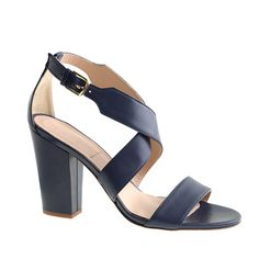 602811b6ade J.Crew - Callie high-heel sandals Adorable (but too expensive) Strappy