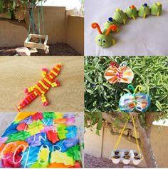 The Creative Cubby: Camp Craft Week {Recap}