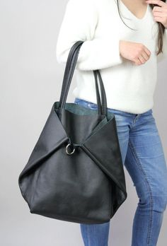 purses and handbags leather Large Leather Tote Bag, Brown Leather Backpack, Black Leather Tote, Leather Purses, Soft Leather, Large Tote, Leather Totes, Leather Bags, Leather Clutch