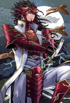 Fire Emblem: If/Fates - Ryoma