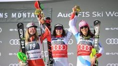 Roni Remme reached her first World Cup podium Sunday morning in Crans-Montana, Switzerland. The skied to a silver medal at the FIS Alpine World Cup. Remme competed in the women's … World Cup Skiing, First World Cup, Podium, Alpine Skiing, World Championship, Montana, Switzerland, Athlete, Canada
