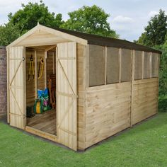 Shed-Plus Pressure Treated