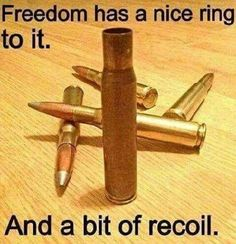 Let freedom ring.