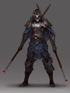 ArtStation - Character Concept, Satoru Wada