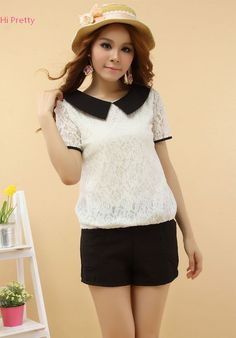>> Click to Buy << Holiday Sale Lace T-shirts Bowknot Plus Size T Shirt Women Clothing Summer Sexy Tops Tee Clothes 25 #Affiliate