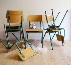 Meer dan 1000 ideeën over Vintage Metalen Stoelen op Pinterest ...