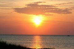 """'Show me the Sunshine' photo contest. Photo submitted by Faye C. - """"My Heart Lives in Hatteras""""  #CapeHatteras  #OBX"""