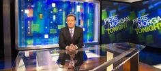 CNN Piers Morgan Tonight Broadcast Environment