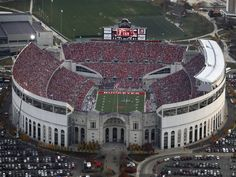 """""""The Shoe"""" - The Ohio State University Season tickets in 15 B for 30 yrs"""