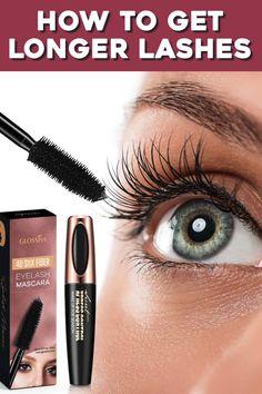 Silk Fiber Eyelash Mascara - Get your Eyelashes done like they've never been! Informations About Silk Fiber Eyelash Mascara Pin - Longer Eyelashes, Long Lashes, False Eyelashes, Eyelashes Drawing, How To Grow Eyelashes, Natural Eyelashes, Best Eyeliner, Fiber Mascara, Fiber Lashes