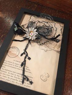 lace diary  #lace #レース #コサージュ #miyaco
