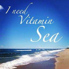 I need a Vitamin Sea.