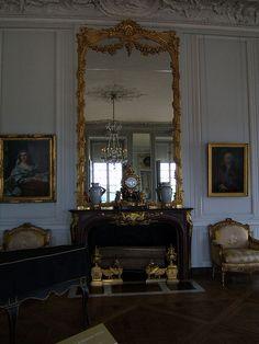 Versailles - Grand Cabinet de Mme Victoire
