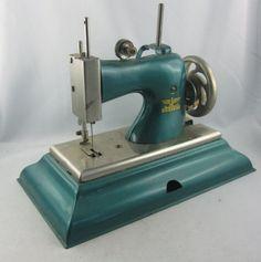 40s Casige children sewing machine / sewing by ideenreichBerlin, €39.00
