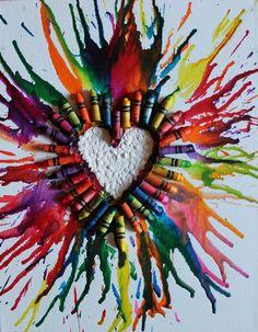 Melt My Heart Art Print by Sahara Novotny