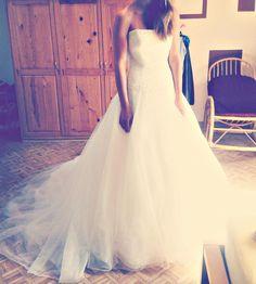 ♥ Zeitloses, neues Prinzessin-Brautkleid ♥  Ansehen: https://www.brautboerse.de/brautkleid-verkaufen/zeitloses-neues-prinzessin-brautkleid/   #Brautkleider #Hochzeit #Wedding