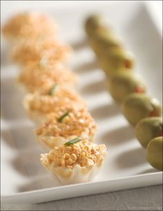 Entertaining: Easy Appetizers – Pimento Cheese