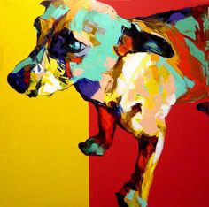 Pop art Happy Dog on canvas modern abstract oil painting handmade oil painting Animal Pop Art Home Decor Living Room wallpaper Arte Pop, Paintings I Love, Animal Paintings, Cheap Paintings, Pop Art, Oil Painting Abstract, Dog Portraits, Oeuvre D'art, Dachshund
