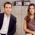 Ryan Reynolds e Sandra Bullock: mistura que deu certo