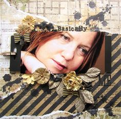 February Build A Page by Keren Tamir for Prima! #bap #challenge #prima
