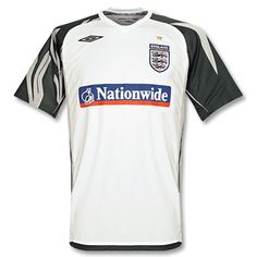 Umbro 07-08 England Ultimate Training Jersey - White/Dark Grey/Light Grey No description http://www.comparestoreprices.co.uk/football-kit/umbro-07-08-england-ultimate-training-jersey--white-dark-grey-light-grey.asp