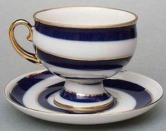 Lomonosov Porcelain Serpentine 2pc