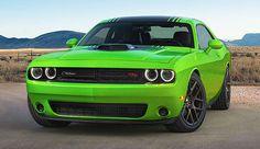 Dodge Challenger R/T Shaker hood $38,495