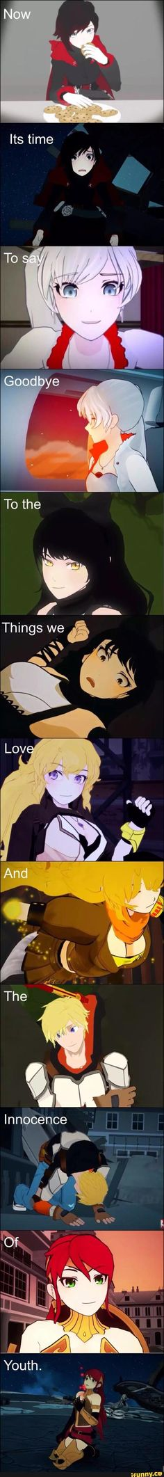 *dies* I know this is sad but just look!! The animation changed so much and it's amazing!