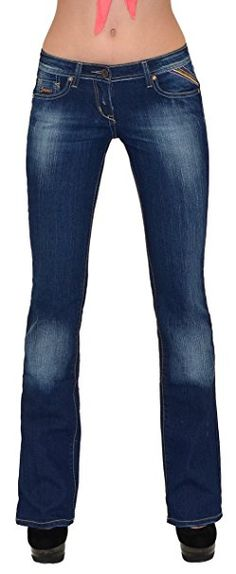 623aa0b2a4bd2c S&LU Damen Jeans aufgesetzte Reißverschlüsse W32 - W40 L583: - Jeanshose  frauen jeanshosen damen jeans outfit jeans sommer jeanshose damen …