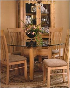 a1dc921b172b Canadel dining room furniture.