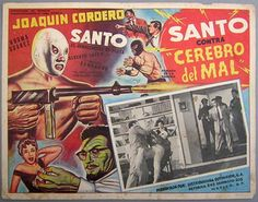 Santo, The Mexican Wrestler Who Fought Aliens, Nazis, And Vampires