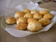 Coccoretti:  Biscotti al cocco senza latticini #milkfree