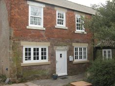 Replacement Windows and Doors in Conservation Area Sash Windows, Casement Windows, Windows And Doors, Wooden Windows, Red Bricks, Joinery, English Cottages, Exterior, Houses