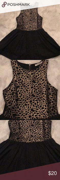 EUC BEAUTIFUL DRESS Absolutely LOVE this dress!!! Worn once, EUC, too small  Passion Fusion Dresses Mini