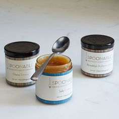 Spoonable Caramels