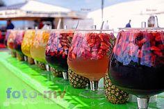 Refreshing summer cocktails!